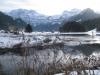 WIldstrubel 3243m, vo Laufbodenhorn 2703m, hi Gletscherhorn 2943m; vo Oberlaubhorn 1999m