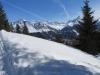 Parpaner Rothorn 2899m, hi Aroser Rothorn 2980m, Piz Naira 2870m, Piz Mez,  P. 2546m, Lenzer Horn 2906m
