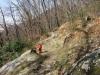 Sentiero Collina alta; ein malerischer Weg