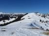 Sicht gegen Läger 1723m, Bolberg 1800m; Gemmenalphorn 2061m, Sigriswiler Rothorn 2051m, Sieben Hengste 1951m