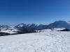 Sicht vom Bolberg: 1800m: Nünalpspitz 1901m, Tannhorn 2221m,  Schnierenhörnli 2049m, Gummhorn 2040m, Blasenhubel 1965m, Wytlouihorn 2106m,  Augstmatthorn 2136m