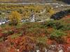 Herbstzauber im Lötschental; die Lonza