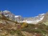 Zuckerstock 3386m, Schmadrijoch 3337m, Grat zum Grosshorn  3754m
