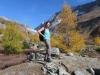 Bruni; Herbstzauber im Lötschental