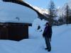 Marianne; winterliche Verhältnisse