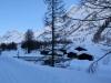 Alphüten nach Kühmad 1625m; Satelhorn, Distlighorn