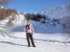 Sattelhorn 3745m , Schinhorn 3797m
