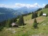Sicht von Eggli 1700m auf Calanda