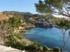 Sicht von  unserem Hotel Coronado