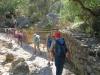 unterwegs im  Barranco  Biniaraix