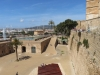 Blick auf den Hafen von Palma