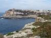 Blick zurück auf Cala Figuera
