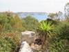 Blick auf die Küste im Park Mondrago