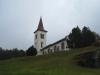 die Kirche von Maloja