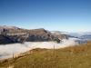 Drättenhorn 2793m, Hohganthorn 2777m, Schwalmere 2777m, Lobhörner 2566m, Sulegg 2413m, Niesen 2362m, Stockhorn 2190m