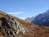 Blick zum Mettenberg, Eiger; Grindelwaldgletscher