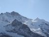 Jungfrau 4158m, Silberhorn 3695m