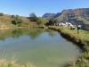 zweiter  Teich bei Oberlochsitli  1381m; Strick 1946m, Hächlen 2091m, Hengst 2092m