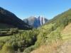 Breithorn 2599m; Blick talauswärts