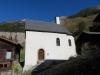 die Kapelle des Heilligen Martin in  Fäld  1519m