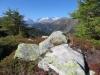 Schinhorn 3797m, Fusshörner, Grosses Fusshorn 3626m, Rotstock 3701m, Geisshorn 3740m, Zenbächenhorn 3386m, Rothorn 3271m, Aletschhorn 4195m, Eggerhorn 2503m