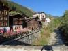 Binn Dorf mit Hotel Ofenhorn