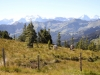 wunderschöne Landschaft auf der Trogenegg