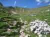 Blick hiauf zur Alp Tsuatsau-Dessus 1735m