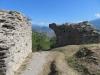 die Ruinen des Château Montorge