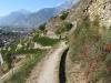 an der Bisse  Mont d'Orge