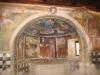 die Freseken in der Kirche San Bernardo 14.15. Jahrhundert