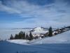 Sicht zum Morgartenberg und Mostelberg vorne