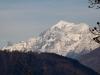 Matterhorn 4478m, Brunegghorn 3833m, Weisshorn 4506m, Bishorn 4153m