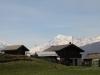 Mischabelgruppe, Matterhorn 4478m, Brunegghorn 3833m, Weisshorn 4506m, Bishorn 4153m