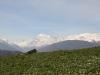 Mischabelgruppe, Matterhorn 4478m, Brunegghorn 3833m, Weisshorn 4506m, Bishorn 4153m, Barrhörner, Augstbordhorn
