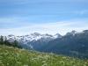 Tällistock, 2861m, Gross - und Chli - Muttenhörner, Saashörner