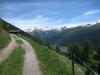 bei Nessel; Tällistock, 2861m, Gross - und Chli - Muttenhörner, Saashörner,