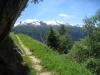 Mossmattstock 2475m, Distelgrat, Brudelhorn 2790m