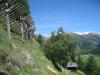 Tällistock, 2861m, Gross - und Chli - Muttenhörner; auf der weglosen Schafweide