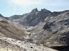 Panorama von Muottas Muragl: Fuorcla  Muragl 2891m, Piz Muragl 3157m