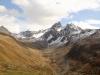Val Muragl; Abhang Piz Vadret 3199m, Fuorcla  Muragl 2891m, Piz  Muragl 3157m