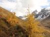 die Gipfel des Piz Muragl 3157m