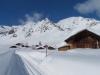 Aufstieg zum Sonnenberg; Birg 2684m, Schilthorn 2970m Schwarzbirg 2790m, Bietenhorn 2756m