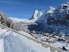 Mürren; kl. Scheidegg, Eiger 3970m, Mönch 4099m