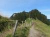 der Gratweg bei Bärenfallen 1580m