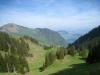 Blick zum Vierwaldstättersee; Buochserhorn 1807m