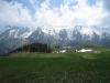 Schwalmis, Hinterjochli, Risetenstock, Glattgrat, Brisen in den Wolken