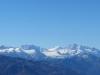 Monte Leone, Fletschhorn, Alphubel, Mischabelgruppe,Matterhorn