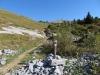 auf dem Panoramaweg zur Segneshütte