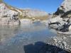 Unterer Segnesboden ; Tschingelhörner , Segnespass 2627m